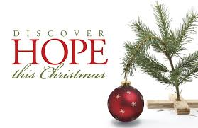 Discover Hope this Christmas